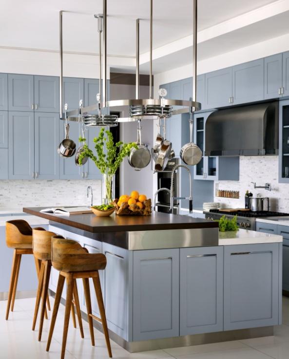 Rancangan Desain Dapur Minimalis