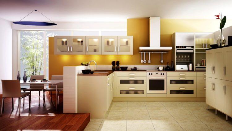 Desain Dapur Unik Cantik