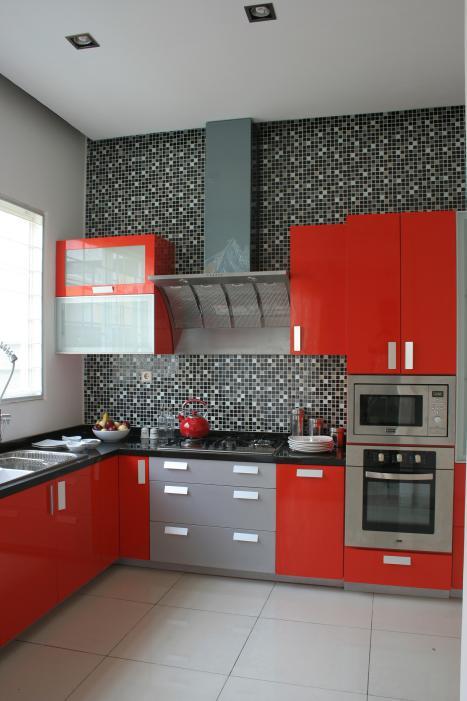 Ruang Dapur Minimalis