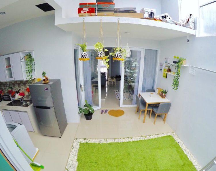 Tak Hanya Cantik Desain Dapur Terbuka Minimalis Ini Sejuk Dan Terang
