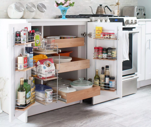 Intip Lemari Dapur Minimalis Super Kece Yang Bisa Jadi Referensi Anda