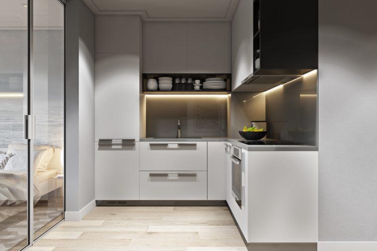 Ide Desain Dapur Sederhana