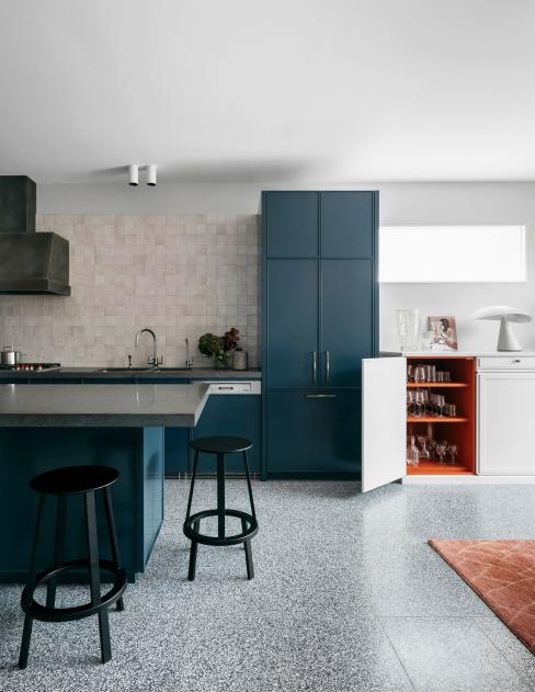 Ukuran Tinggi Meja Dapur