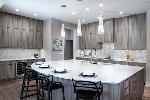 Ukuran Ideal Tinggi Meja Dapur
