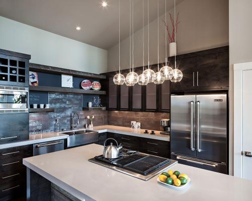 12 Desain Ruang Dapur Sederhana Yang Mempercantik Rumah Anda