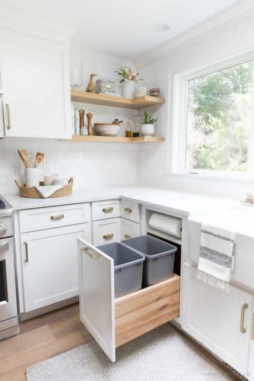 24 Elemen Penting Agar Desain Dapur Sempit Terasa Luas