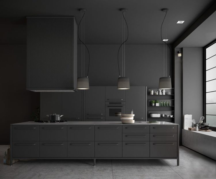 Gambar Ide Dapur Minimalis