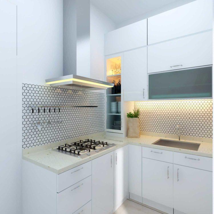 Ide Dapur Kecil Minimalis