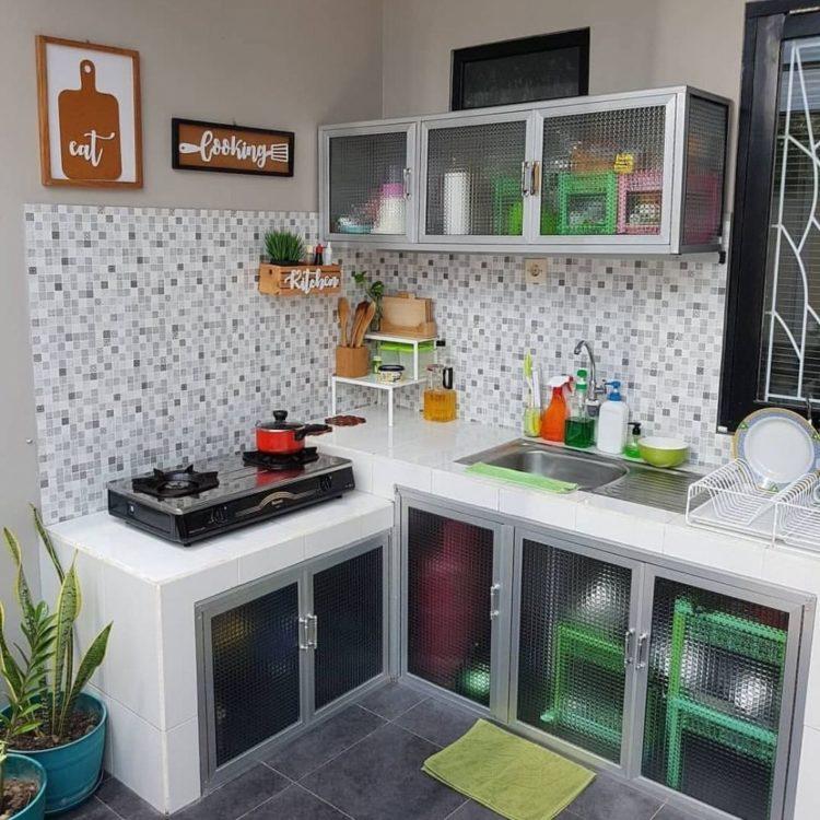 14 Desain Dapur Rumah Minimalis Utk Pengalaman Masak Terbaik