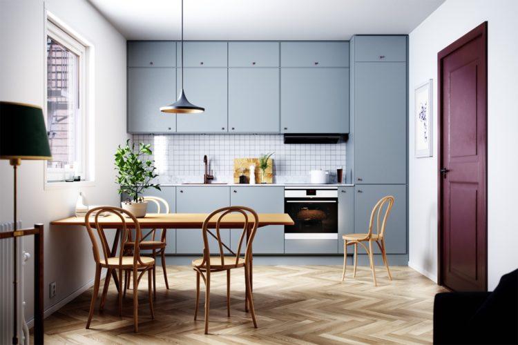 Ide Keramik Dinding Dapur