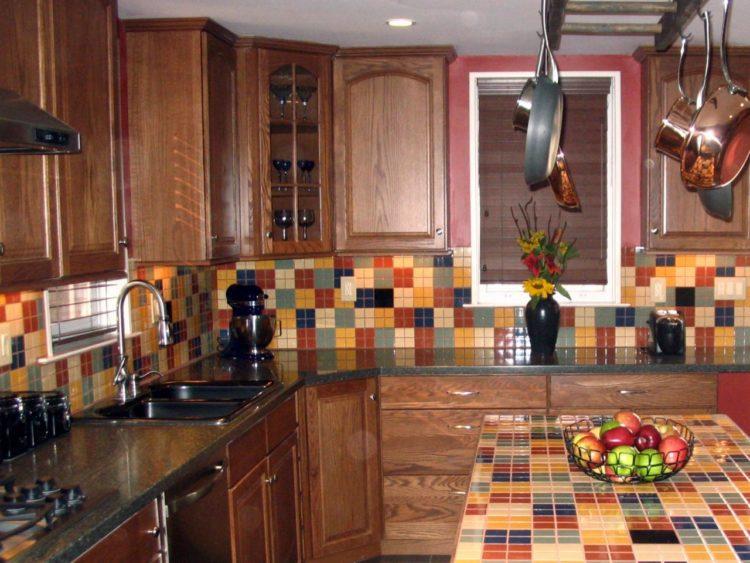 Inspirasi Keramik Untuk Dapur