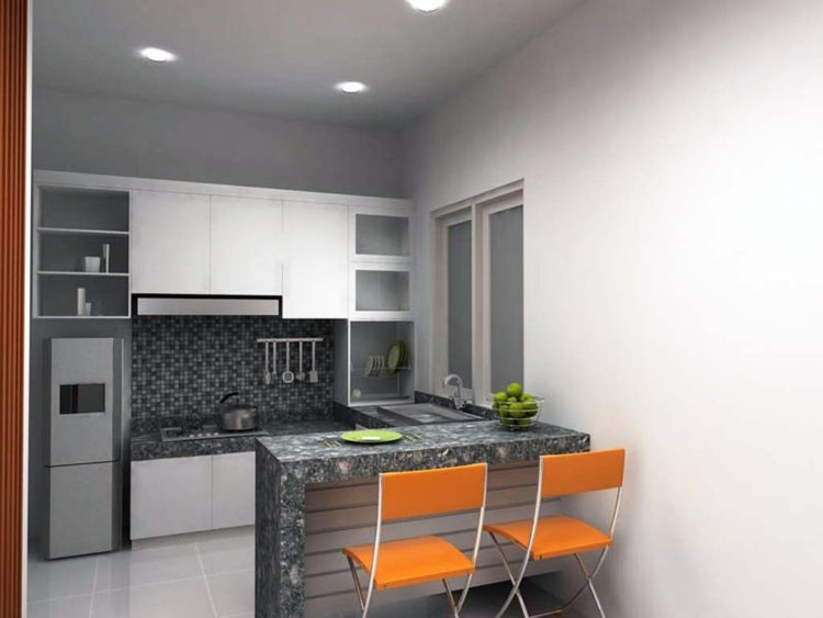 Dapur Sederhana Cantik
