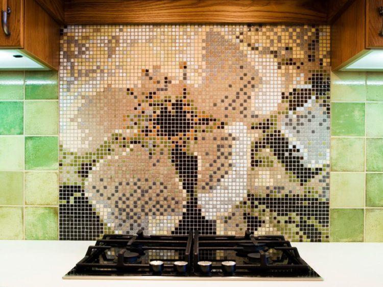 Inspirasi Keramik Dapur