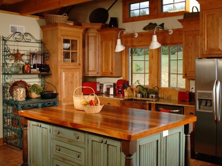 Inspirasi Keramik Meja Dapur