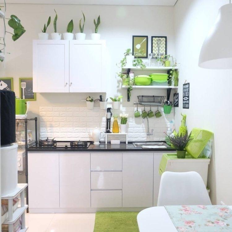 10 Tips Menata Dapur Kecil Tapi Rapi Dan Enak Dipandang