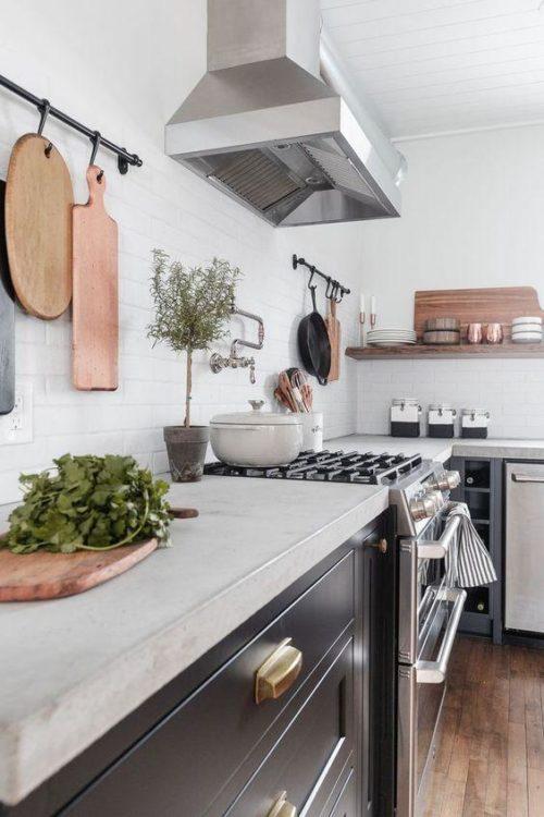 Model Dapur Kecil