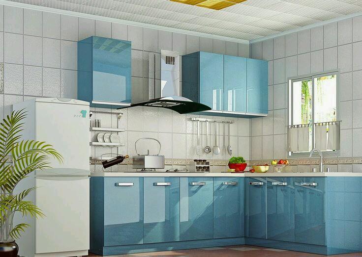 Model Ruang Dapur