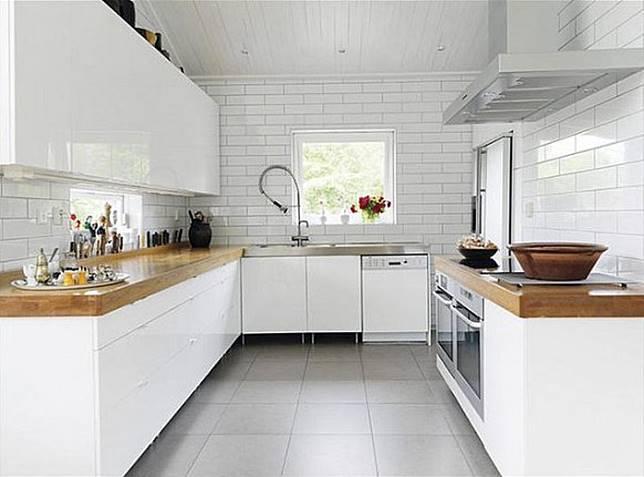 Dapur Bersih Minimalis