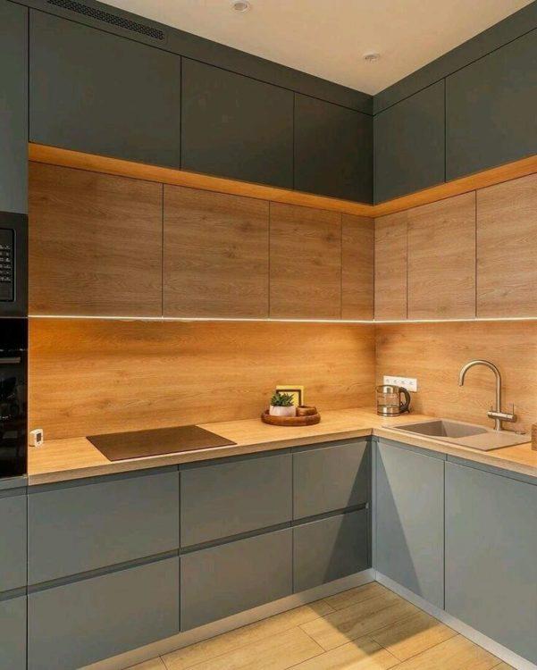 Model Dapur Modern