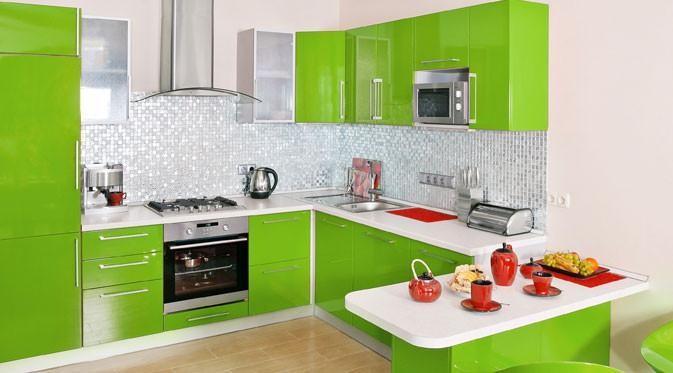 Model Dapur