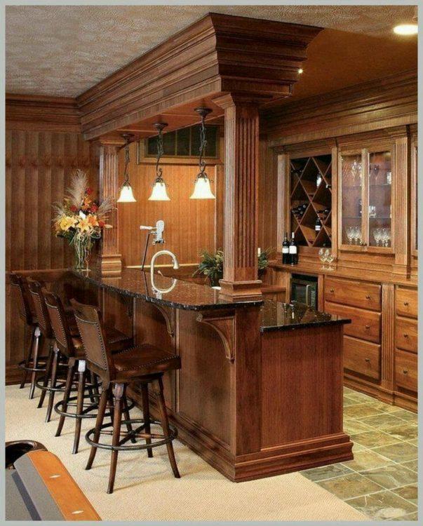 Meja Bar Dapur