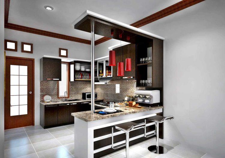 Contoh Dapur Cantik