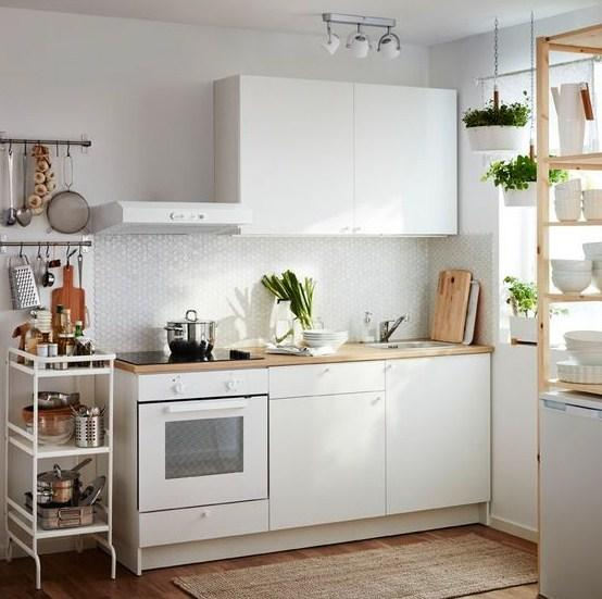 11 Inspirasi Desain Dapur Cantik Sederhana untuk Hunian Anda