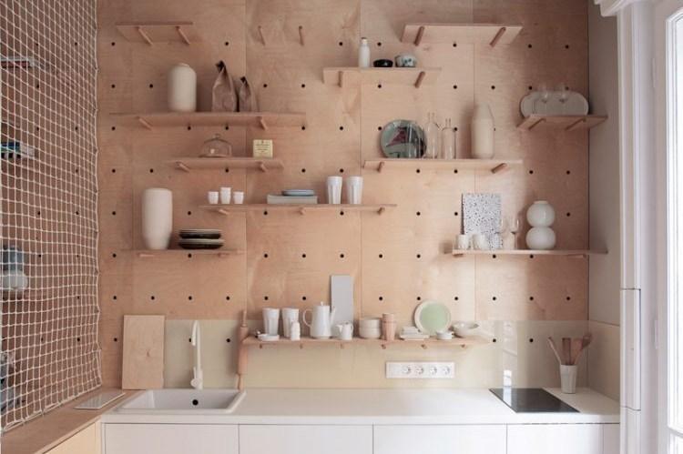 Model Rak Dapur