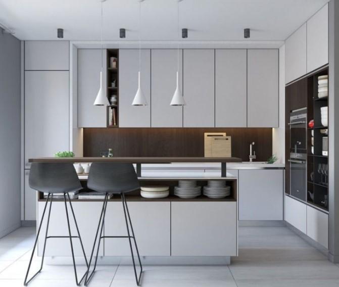 √ 82+ Ide Desain Dapur Minimalis Modern 2020 Terfavorit !