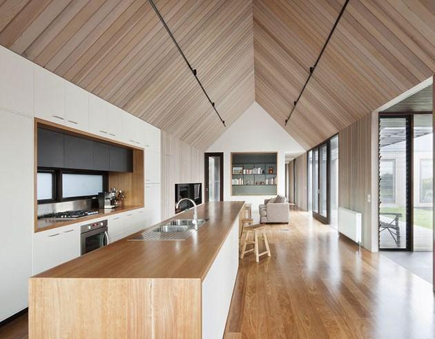 10 Inspirasi Model Plafon Dapur Minimalis untuk Hunian Anda