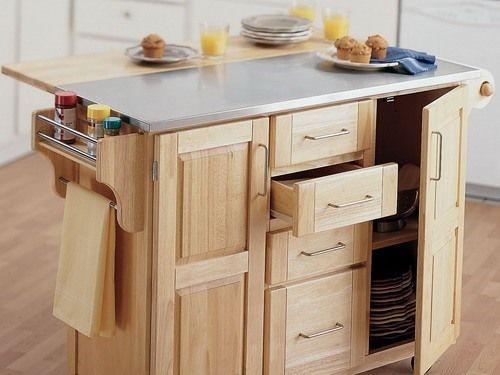 Membuat Meja Dapur Sendiri