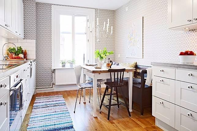 Interior Dapur Sederhana